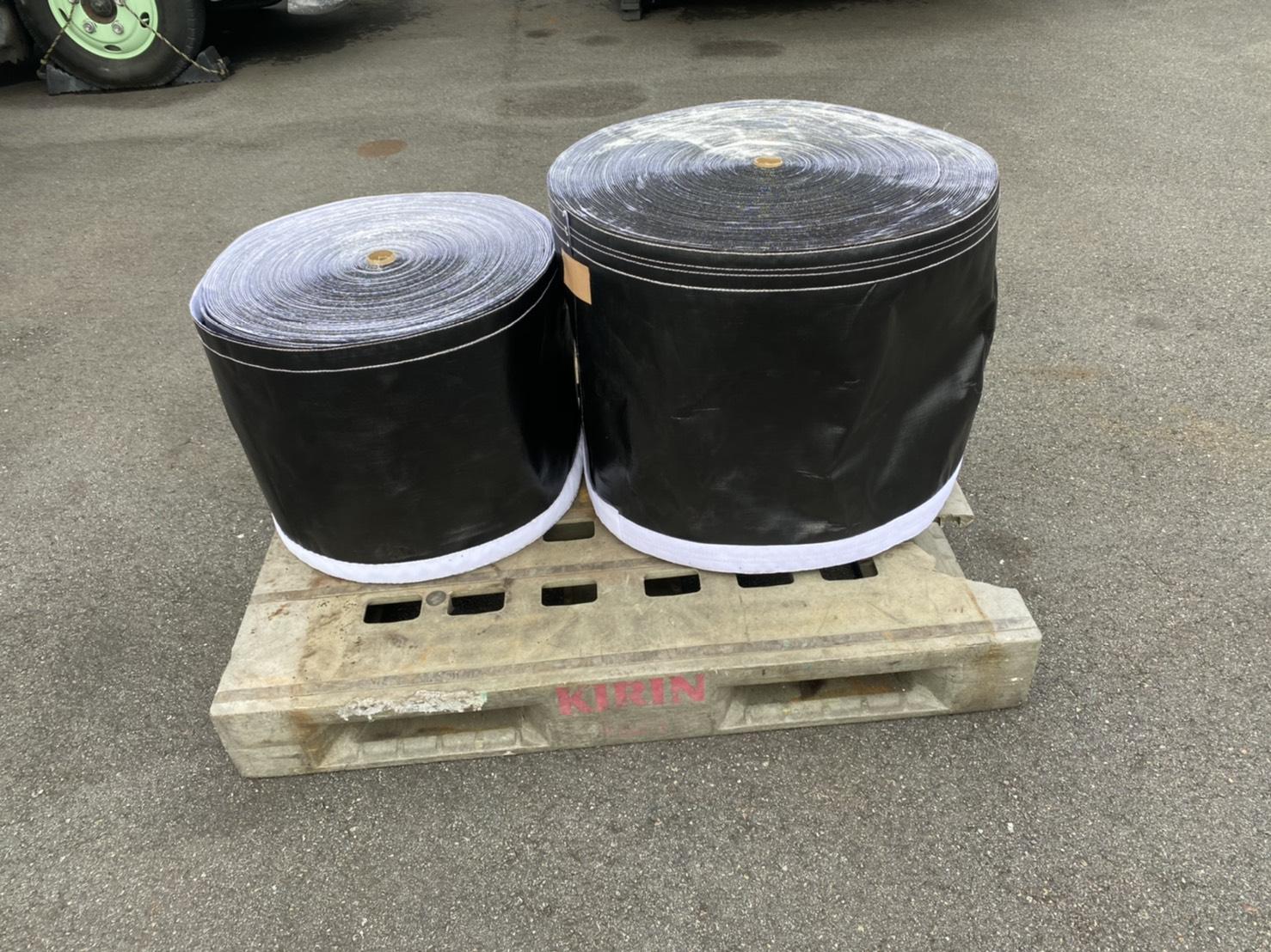 ブーム管飛散防止カバー 4B、5B直管用